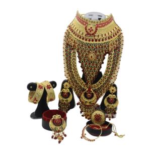 Wedding Jewelery Rent in Bangladesh set 8