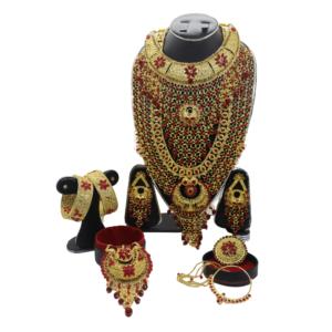 Wedding Jewelery Rent in Bangladesh set 9