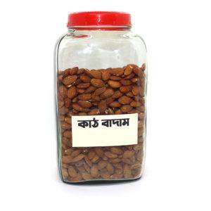 কাঠ বাদাম