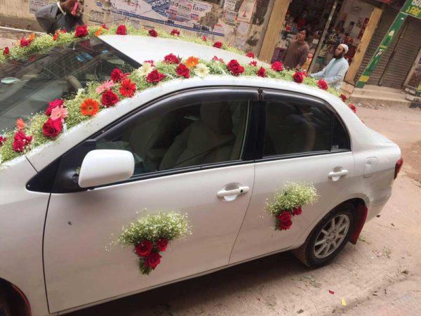 wedding car design dhaka